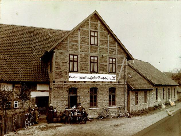 Gaststätte Baltheuers Hoff Historie