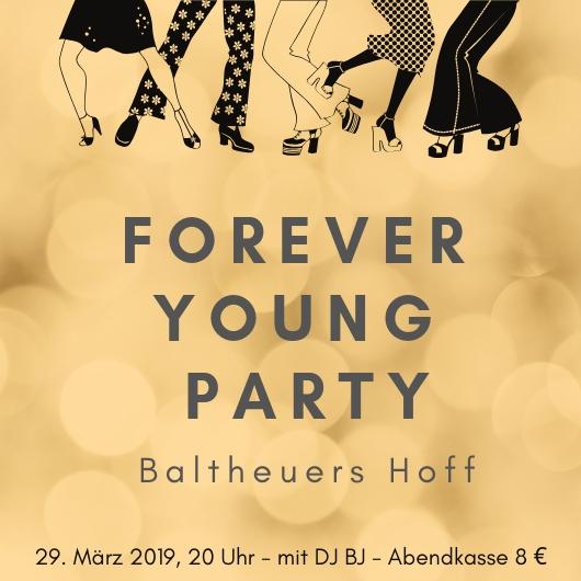 Feier Forever Young