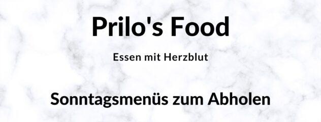 Prilos Food - Sonntagsmenüs zum Abholen